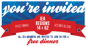 A chance to have your voice heard (and have a free dinner!)