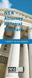 Updated NEA Attorney Referral Program